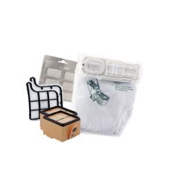 Kit Folletto VK 135/136 12 sacchetti + 12 profumi + 2 griglie + 2 filtri