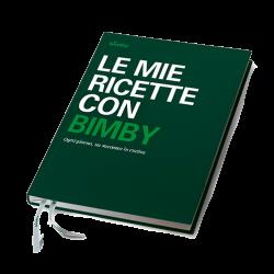 Libro per TM5 Le mie ricette con Bimby