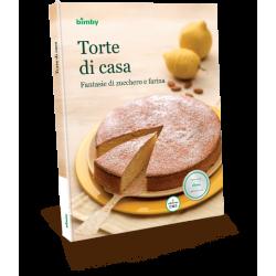 Libro per TM5 Torte di casa, fantasie di zucchero e farina