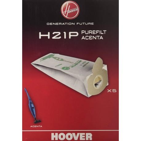 Sacchetti Hoover H21P Acenta