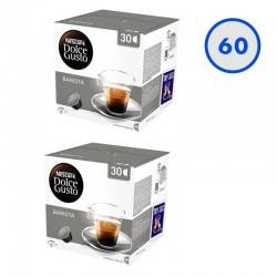 Kit 60 Capsule Nescafé Dolcegusto aroma Barista