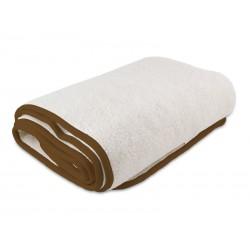 Scaldaletto singolo lana sintetica
