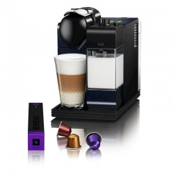 Macchina per Caffè Nespresso Lattissima Touch EN520.BL