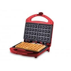 Macchina per Waffle rossa Beper