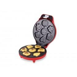 Piastra elettrica per biscotti